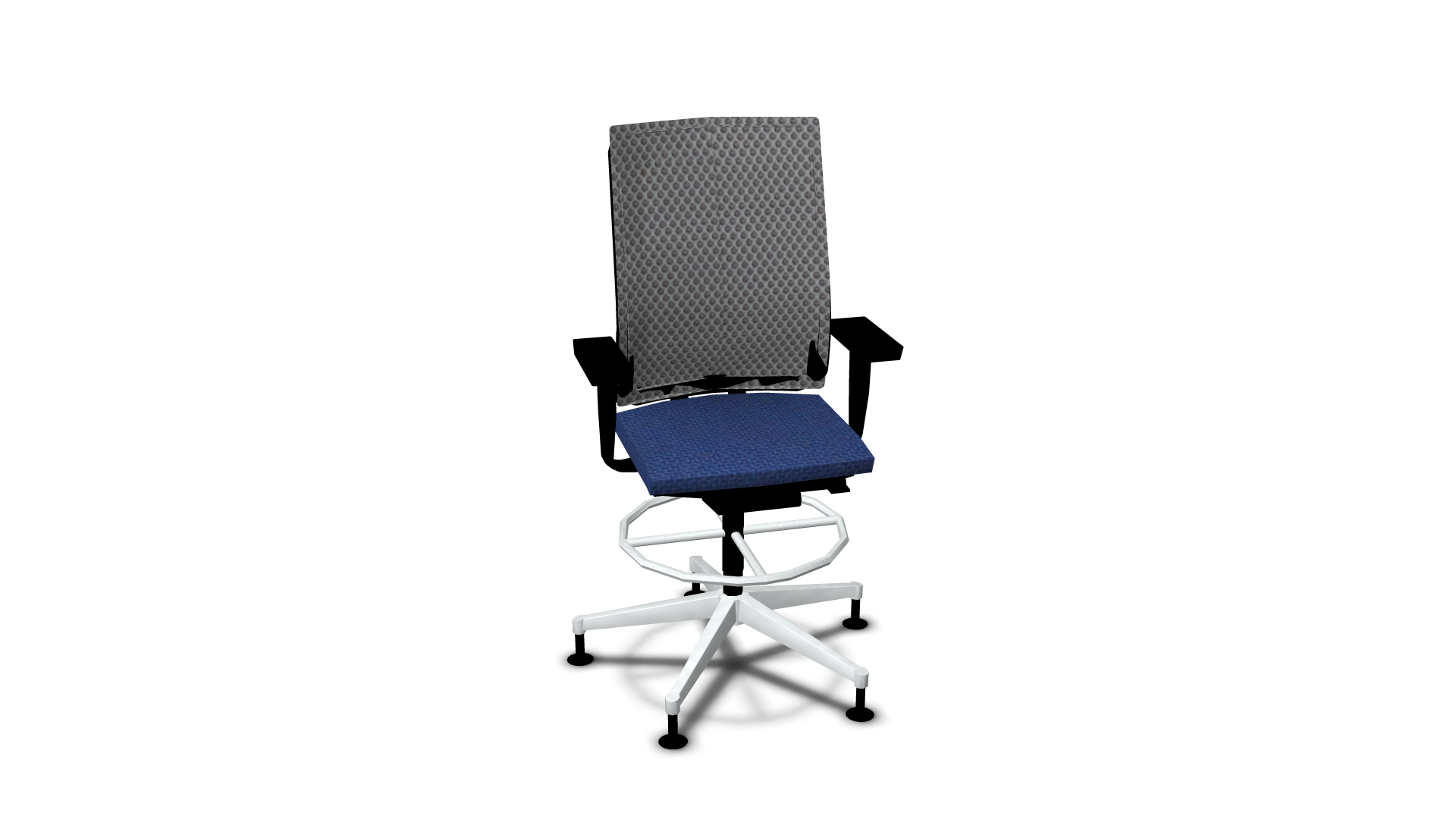 CAD: B_Run Counterchair