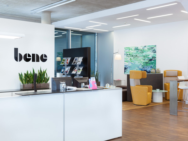 Bene office furniture Graz, 8010 Graz - BENE Austria