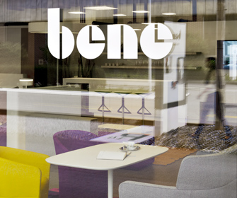 Bene Showroom Zuerich