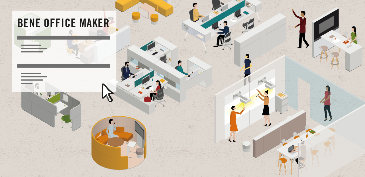 Homepage Banner Bene Office Maker