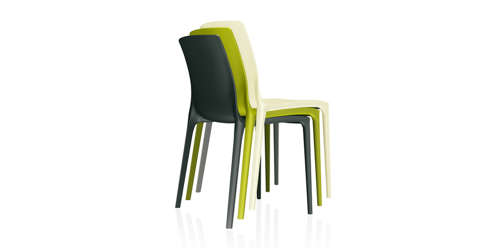 Brunner Twin Plastic Chair