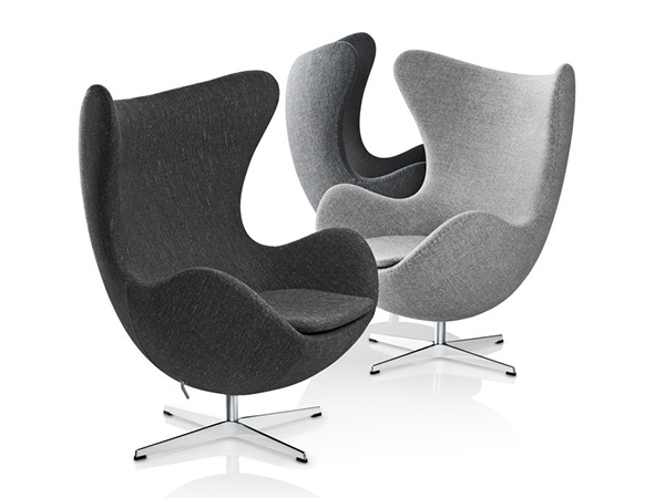 Republic of Fritz Hansen – EGG Lounge chair