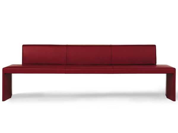 Walter Knoll – Together Bench, Sofa