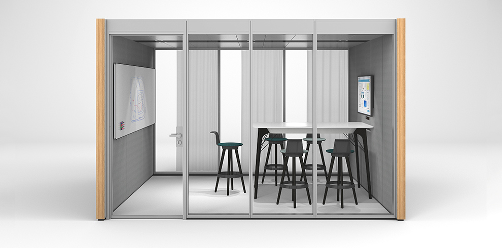 Nooxs Think Tank Bene Office Furniture
