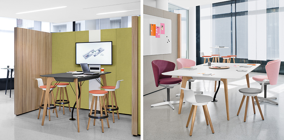 Timba Table Mobilier De Bureau Bene