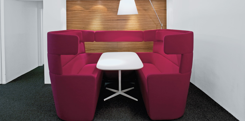 Parcs American Diner Bene Office Furniture