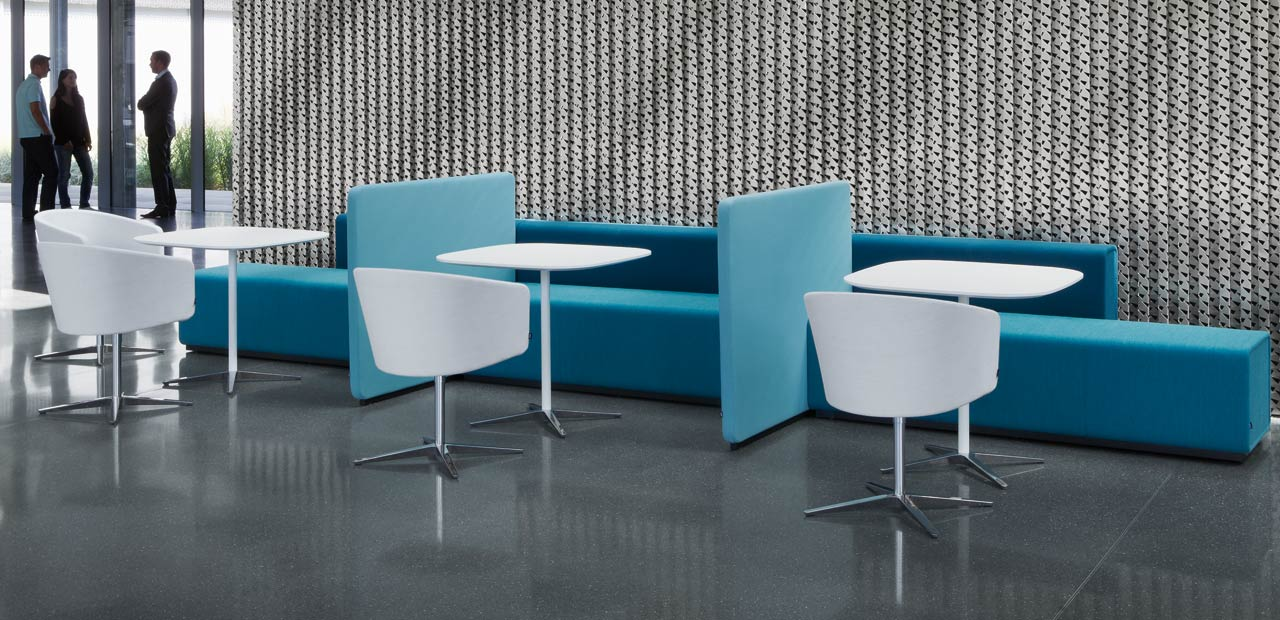 PARCS By PearsonLloyd For Bene Office Furniture