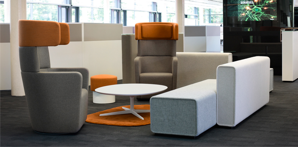 PARCS Wing Chair Bene Office Furniture