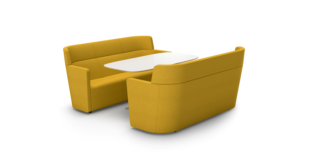 PARCS Wing Sofa - Bene Office Furniture