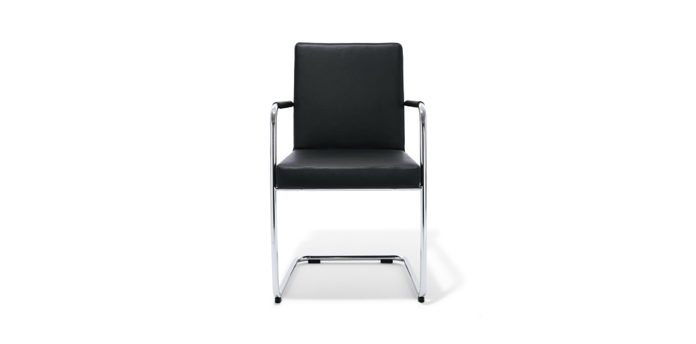 Dexter cantilever chair