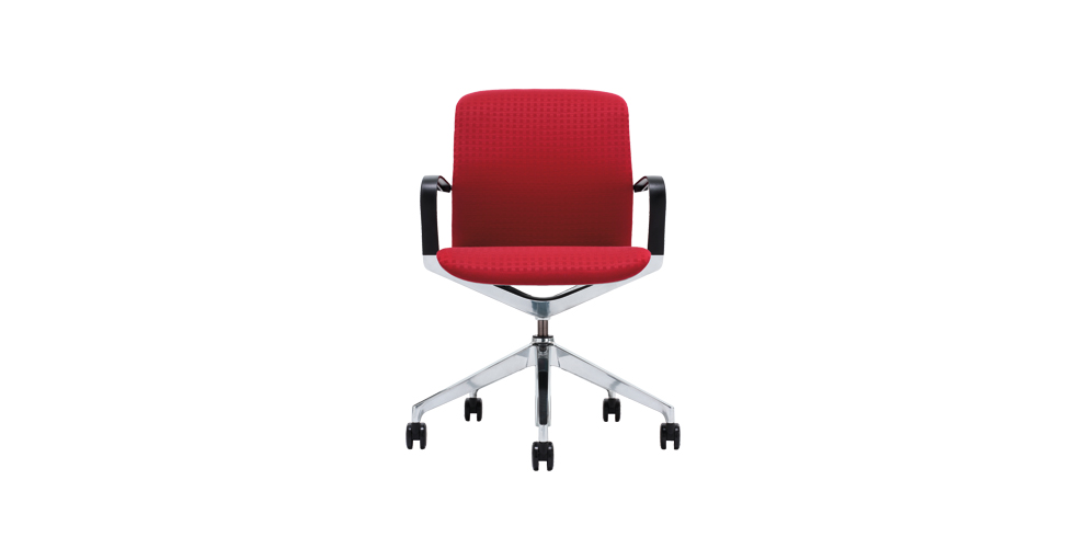 Filo Chair with five-star swivel base