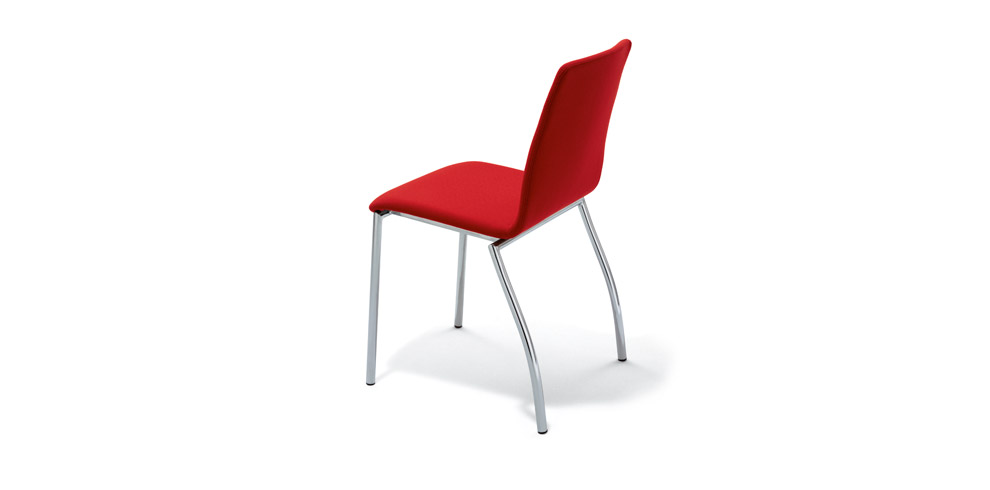 Kizz chair without armrests