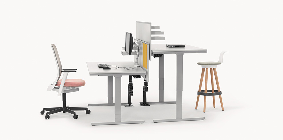 Lift Desk Pure Bene Office Furniture - Office table lift
