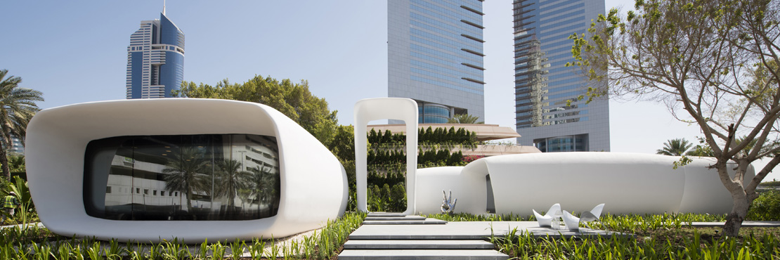 Office of the Future, Dubai