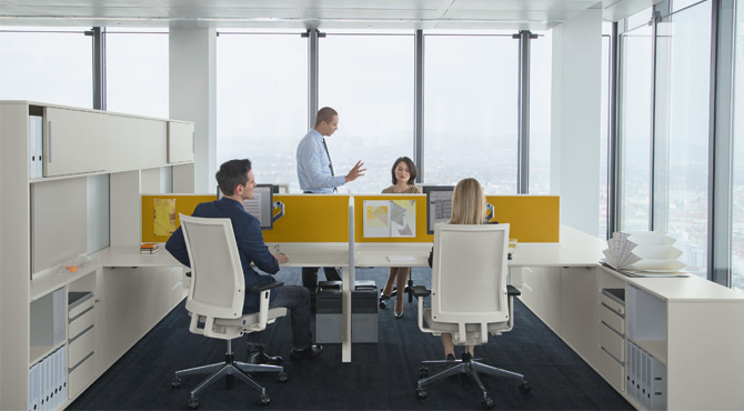 German design award for bene cube s in bene for Office design news