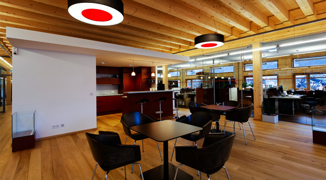 creative office spaces are intelligent too in bene