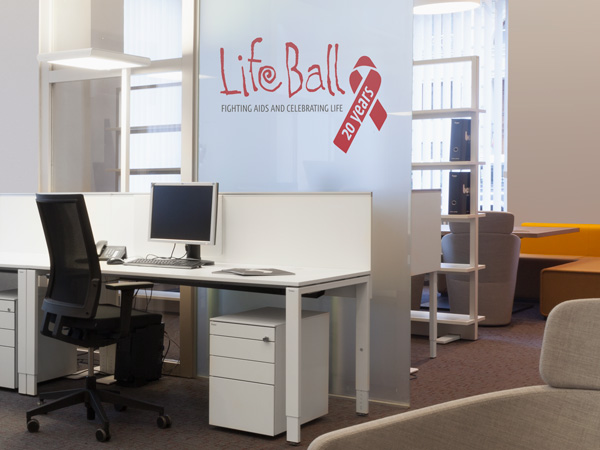 AIDS LIFE Office Vienna