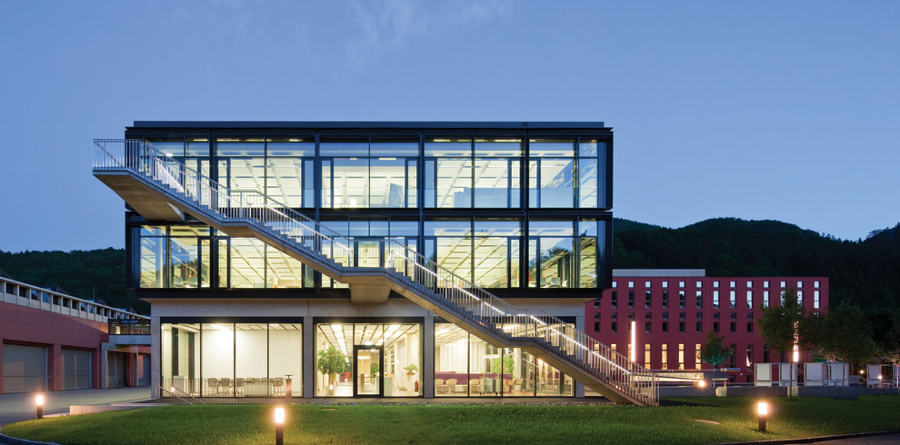 Bene Headoffice, Waidhofen/Ybbs, AT
