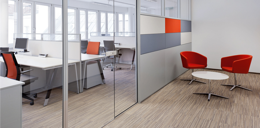 Rg Glass Wall Bene Office Furniture