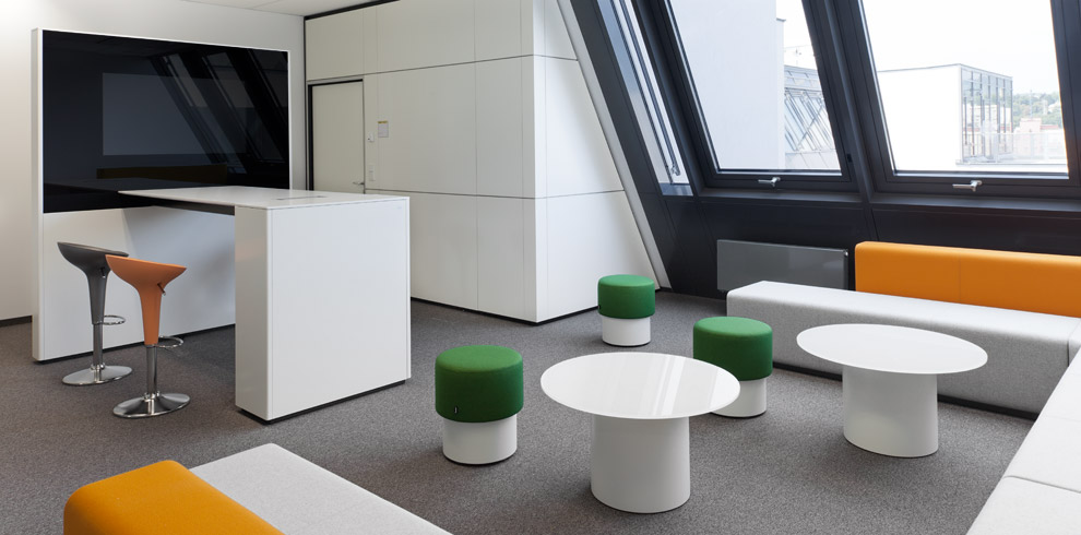 Raiffeisen Bank International, Space2Move, Vienna, Austria