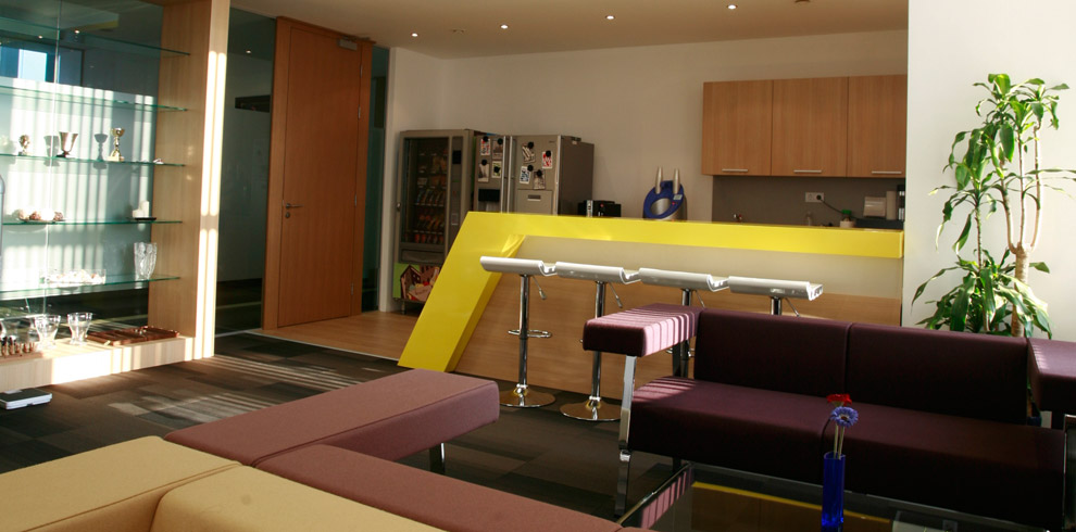Ernst Amp Young Bene Office Furniture