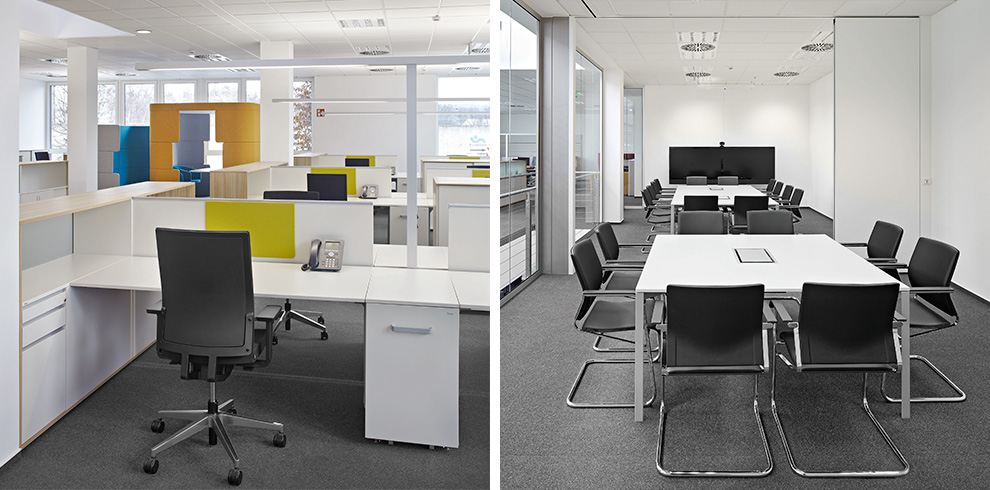 Project Varian / Troisdorf with PARCS Toguna Square, CUBE_S and B_Run