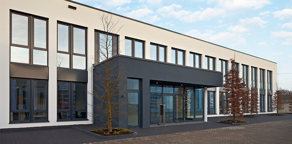 Project Varian / Troisdorf – Building