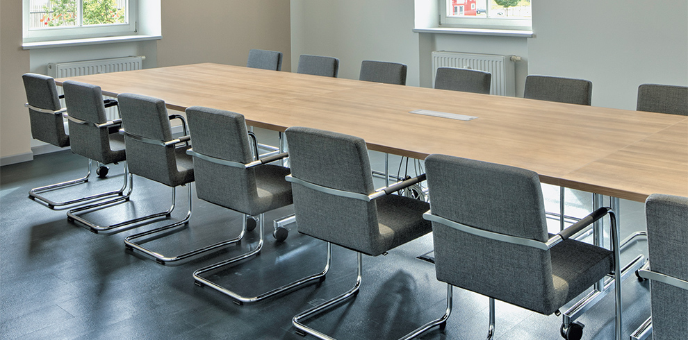 Zweckverband KVS: Dexter Conference chairs