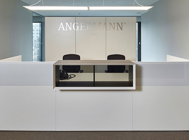 Project: Angermann Real Estate Advisory AG