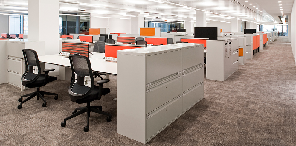 PricewaterhouseCoopers London   Bene Office Furniture Pictures Gallery