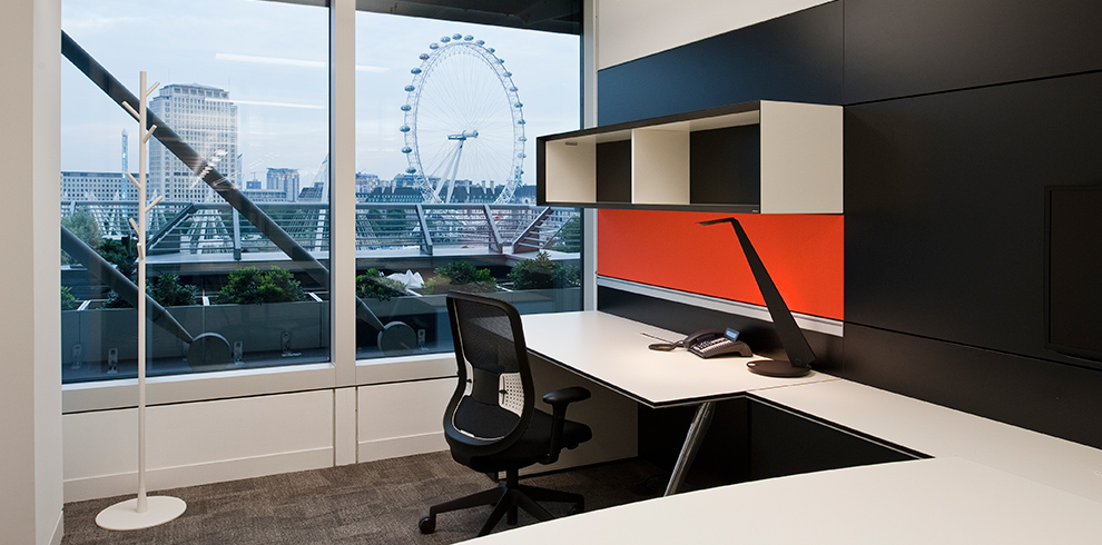 PricewaterhouseCoopers London   Bene Office Furniture