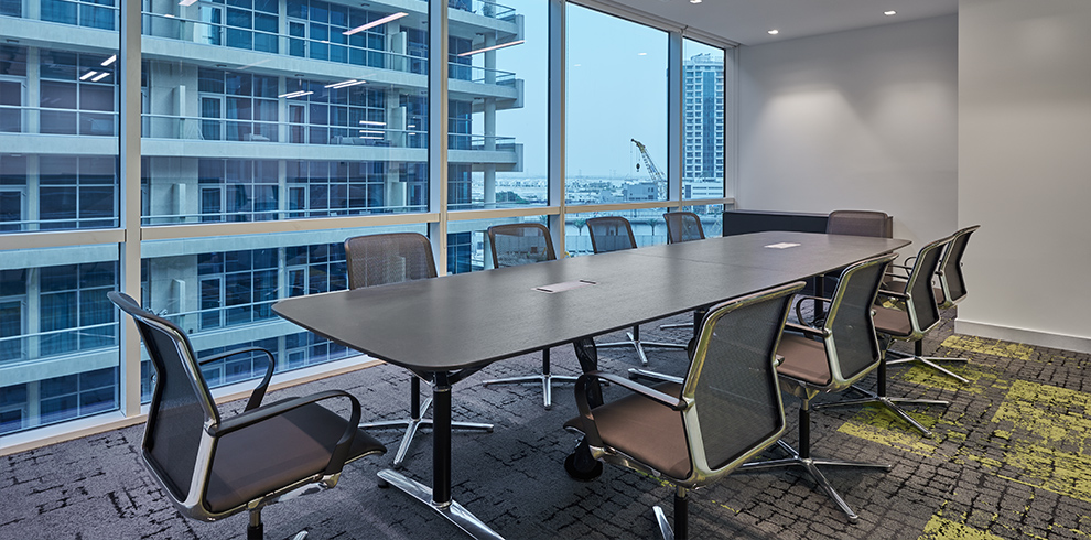 Conference room with FILO Conference table & FILO Chairs