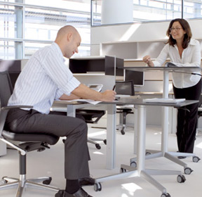 Planing and Design: Sitting and Standing