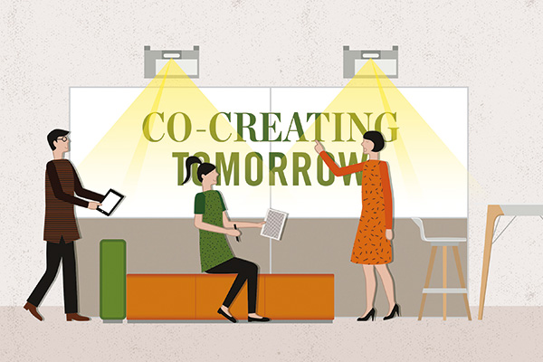 Co-Creating Tomorrow