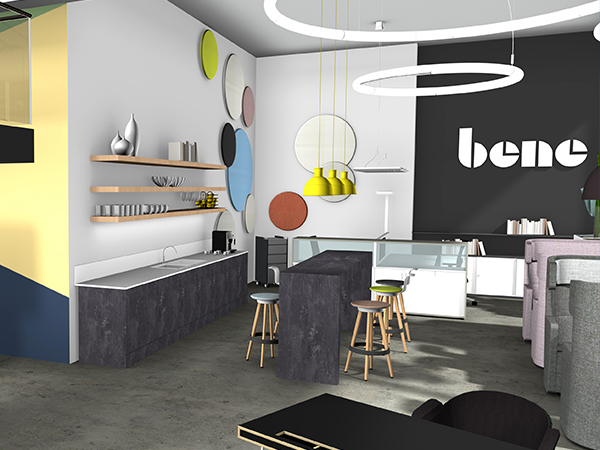Bene-Showroom-Frankfurt