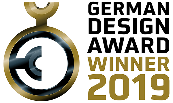 German Design Award Winner-Logo